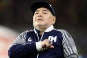 Muere Diego Armando Maradona a los 60 años de edad,una Leyenda del Fútbol Mundial.